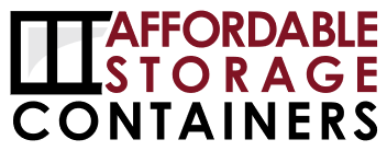 Affordable Storage Containers Logo