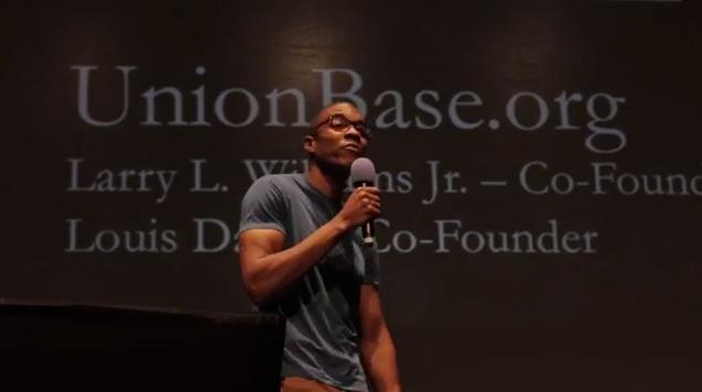 Larry Williams Jr of Unionbase
