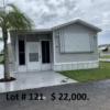 Lot 121 $17,000