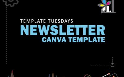 Canva Template: NEWSLETTER