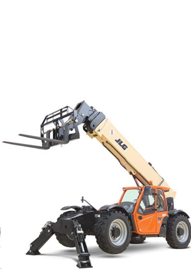 Reach Lift 12,000 LB 55