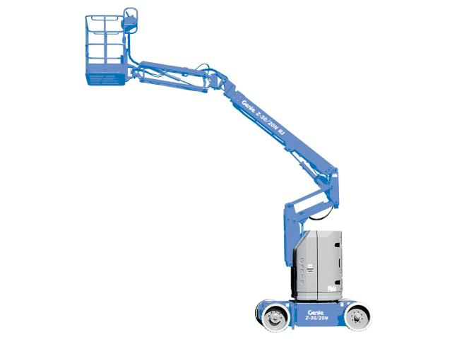 30 FT BOOM LIFT GENIE
