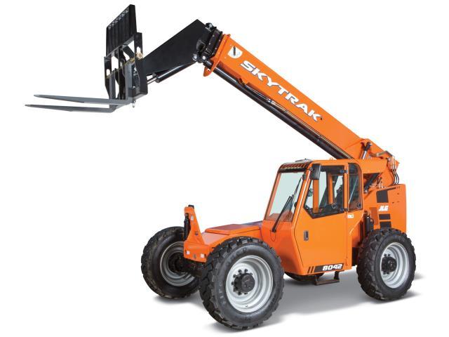 Reach Lift 8,000 LB 44