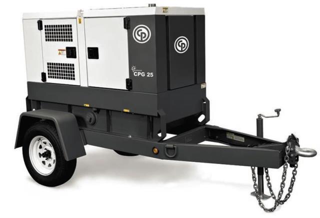 Generator 25KW