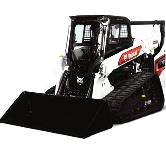 Bobcat T76