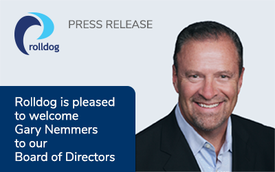 Gary Nemmers joins the Rolldog Board of Directors