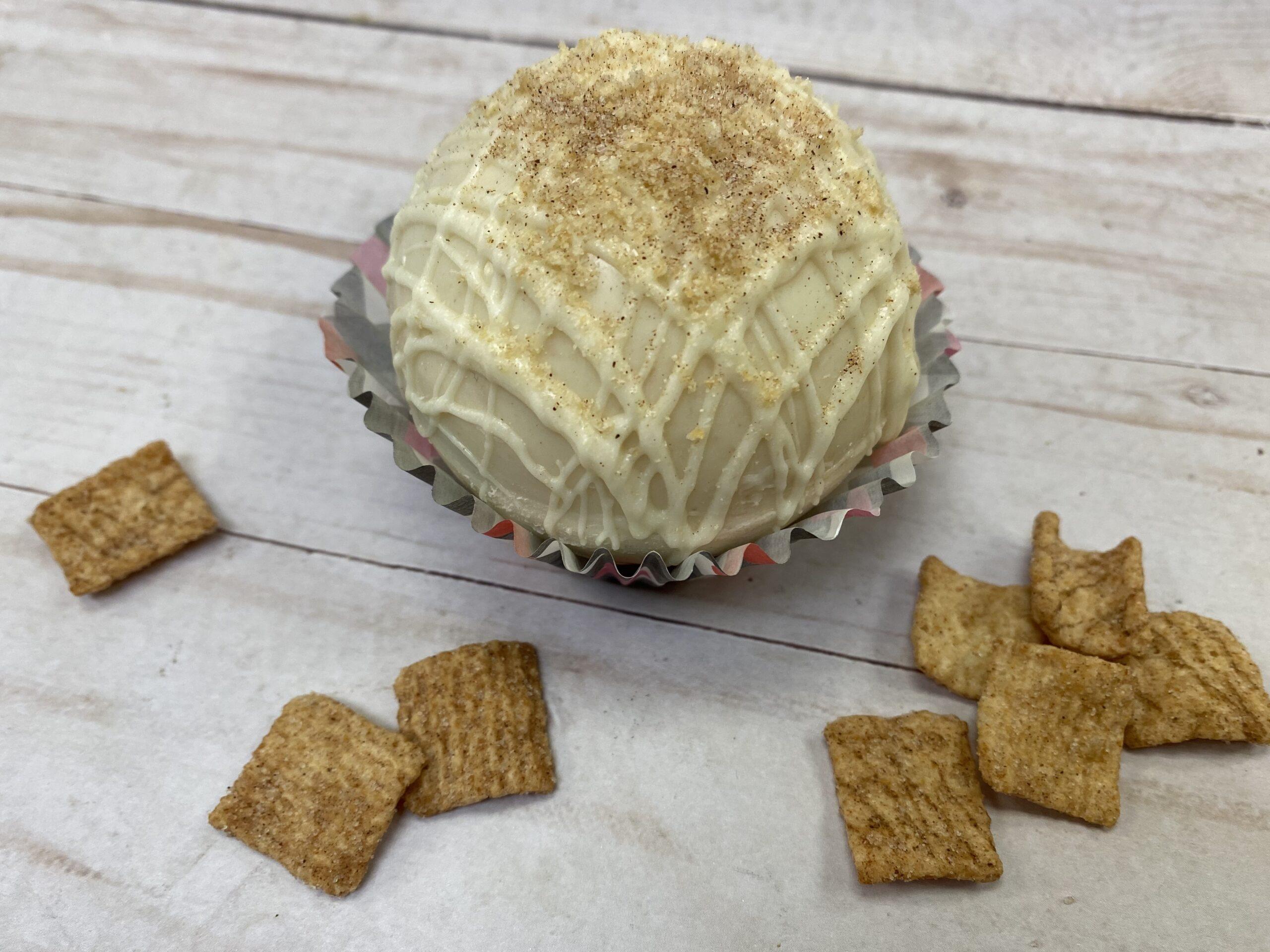 New Boozy Bomb: Cinnamon Toast Crunch