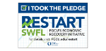 FGCU SWFL Restart Logo