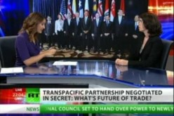 Media Blackout As Trans-Pacific Partnership Negotiated In Secret