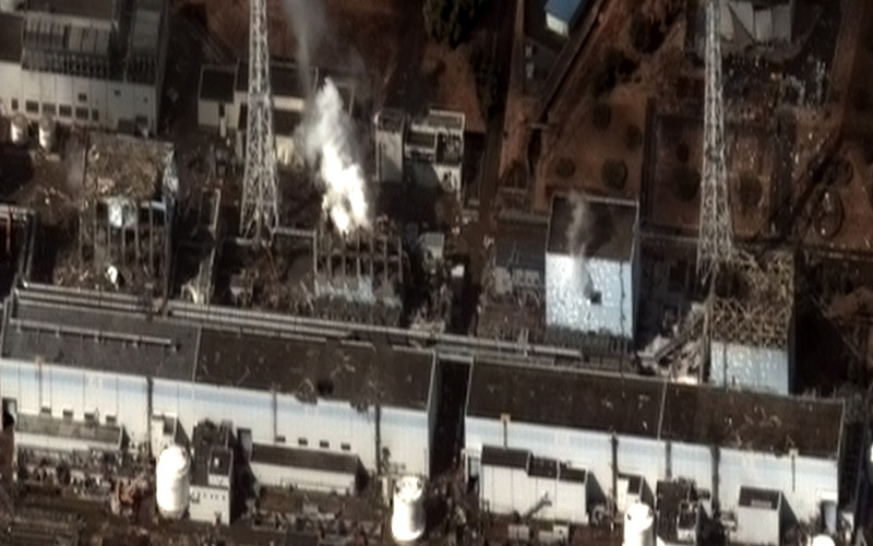 Fukushima Nuclear Reactors In Nuclear Meltdown Once Again