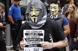 Tea Party Leader Declares Support Of The Occupy Wall Street Movement