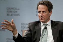Geithner 'Deeply Offended' About 'Urban Myth' He Spent His Life At Goldman Sachs