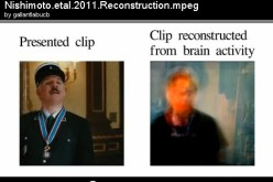 Scientists Read Brain Using MRI Machine And Recreate Movies Subjects Watched