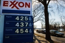 Check Out Gas Prices Just Down The Street From Obama's White House