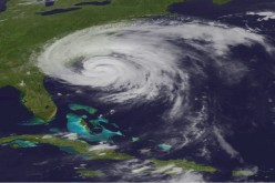 Huge Must See Hurricane #Irene Satellite Photo – Spans From Florida To Canada