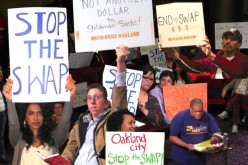Oakland Goes To Financial War With Goldman Sachs