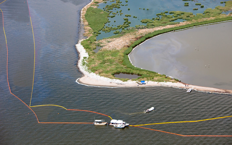 Department Of Justice Criminal Probe Investigates BP For Faulty Oil Spill Estimates