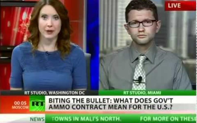 DHS Preparing For Civil War In The US?