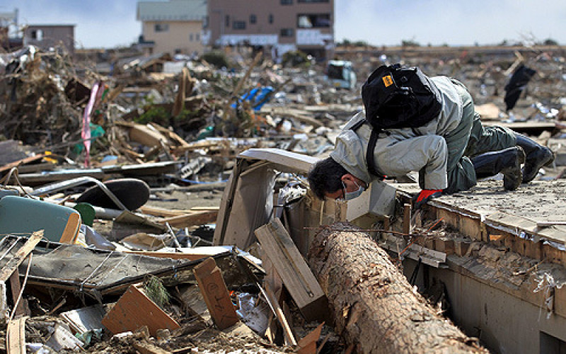 NY Times: Large Area Of Japan To Be Declared Indefinitely Uninhabitable, Perhaps For Decades