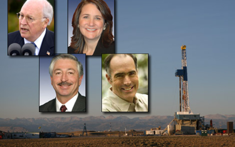 Feds Drop Plans For Extensive Review Of Fracking Natural Gas Extraction
