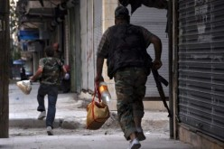 Syria Terrorists Attack Palestenian Refugee Camp With Mortar Fire In Damascus