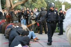 Outrage: No Charges For UC Davis Pepper Spray Cop