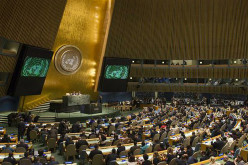 UN General Assembly Adopts Syria Resolution