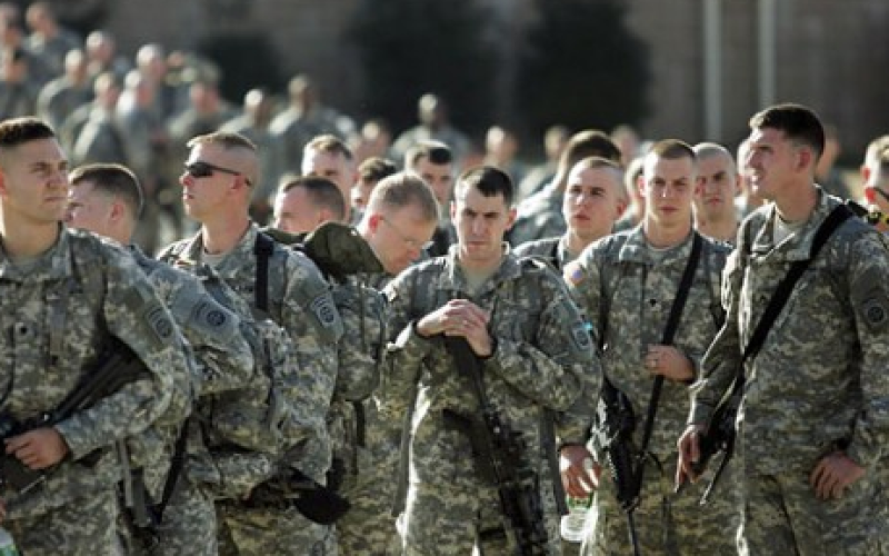 US Gauges Sending 50,000 Troops To Syria To Protect Chemical Weapons