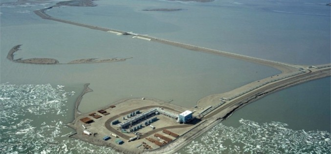 BP Has Built An Artificial Island To Get Around Offshore Drilling Ban In Alaska