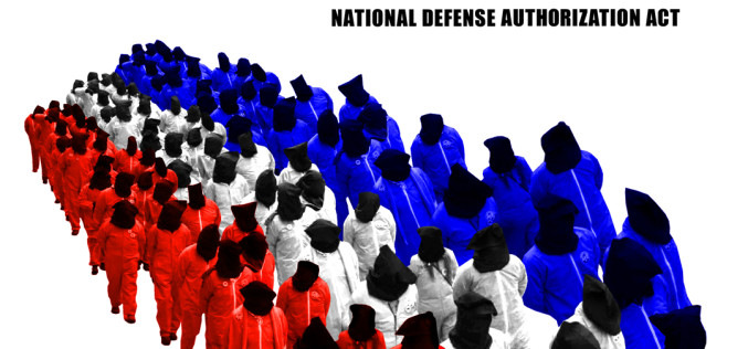 Americans Already Detained Under NDAA?