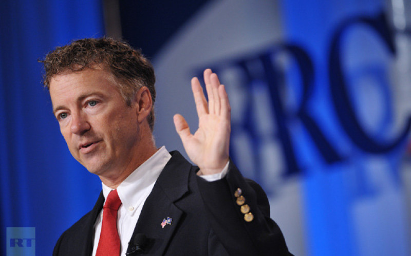 Rand Paul Stands Alone Against Senate Preemptive War Resolution For Iran