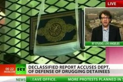 Pentagon Tortures Detainees With Mind Altering Drugs