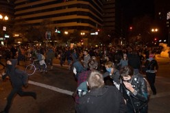 Amazing Videos: Tear Gas, Stun Grenades And Rubber Bullets Fired At #OccupyOakland #OWS