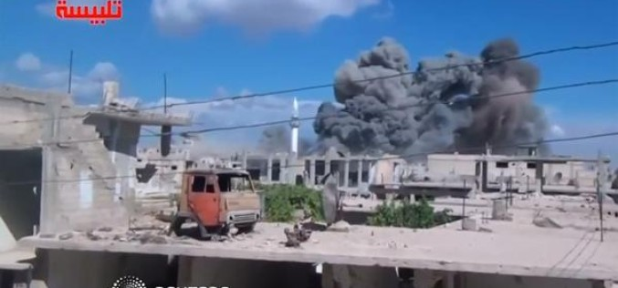 Flashback: Russia Kills US-Backed Syrian Rebels In Second Day Of Air Strikes As Iran Prepares For Ground Offensive