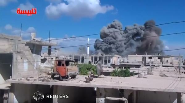 Russia Kills US-Backed Syrian Rebels In Second Day Of Air Strikes As Iran Prepares For Ground Offensive