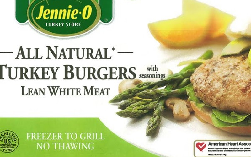 Jennie-O recalls nearly 55,000 pounds of frozen ground turkey