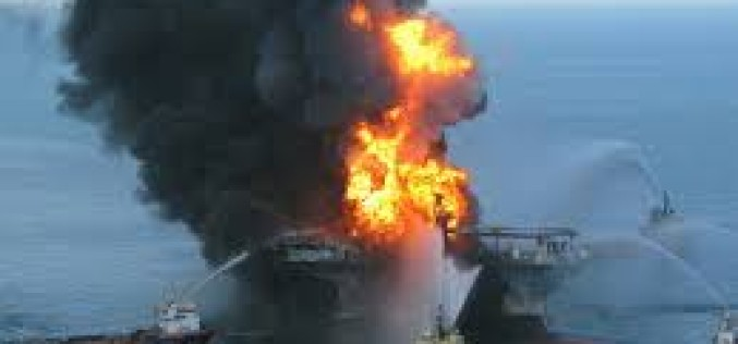 (Video) Obama Blasted For Lying About Offshore Oil Drilling Safety Changes