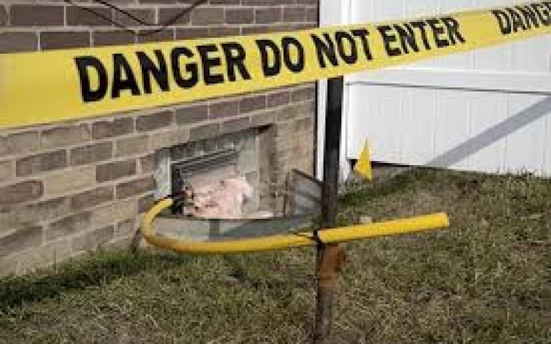 Danger In Honeycomb of Old Gas Wells