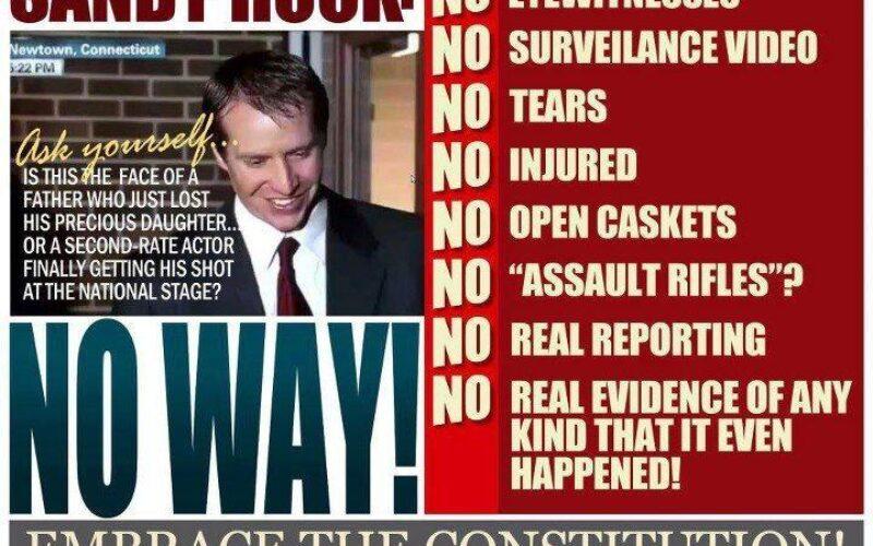 "The New Sandy Hook Documentary ""The Life of Adam"" – Sandy Hook Was a False Flag Operation"