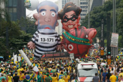 Photos: 3.6 Million People in Brazil Take to the Streets Demanding Presidents Impeachment, Expose Government Corruption