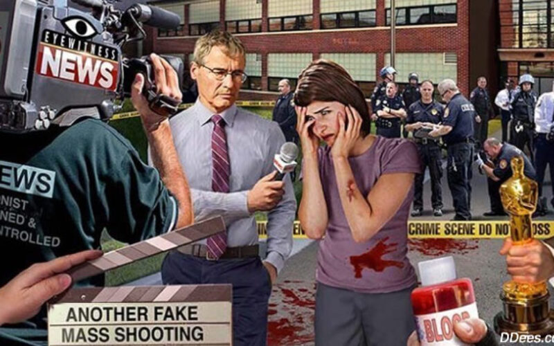 Do Americans Live In A False Reality Created By Orchestrated Events?