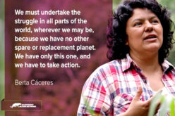 Honduras Activists Berta Cáceres and Nelson Garcia Assassinated – Critcized Hillary Clinton and U.S. for Backing Honduran Coup