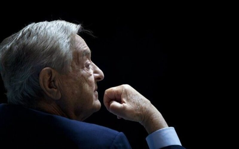 Election Fraud? Soros Board Member Chairs Firm Running Online Voting for Tuesday's Utah Caucuses