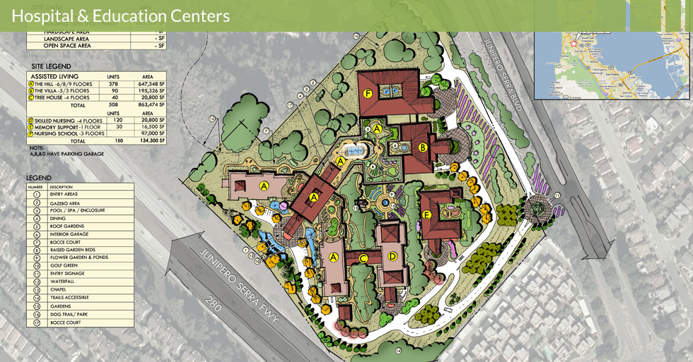 Melton Design Group, a landscape architecture firm, designed Walerga Apartments in Antelope, CA.