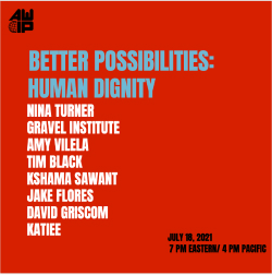 Better Possibilities: Human Dignity (Red Square)