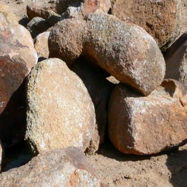 Surface Select Boulders