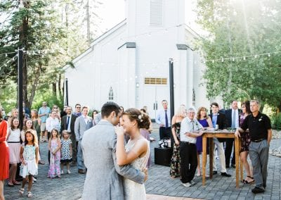Tamarack Resort Wedding