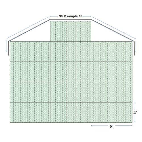 Bull Flex™ 30' Sample Stack