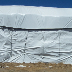 ITL Hay Stack Side Curtains
