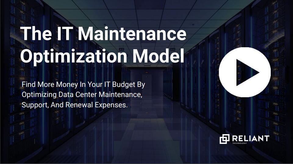 The Third-Party Maintenance Optimization Model